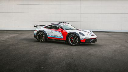 2012 Porsche 911 Vision Safari 5
