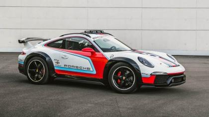 2012 Porsche 911 Vision Safari 4