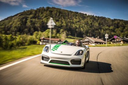 2014 Porsche Boxster Bergspyder 4