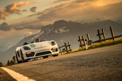 2014 Porsche Boxster Bergspyder 12
