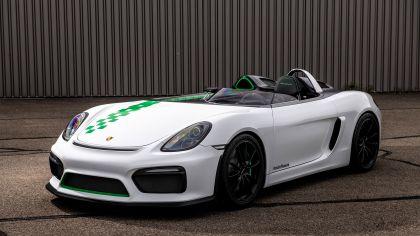2014 Porsche Boxster Bergspyder 15