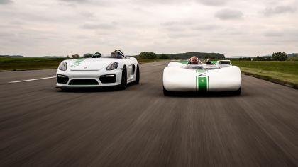 2014 Porsche Boxster Bergspyder 17