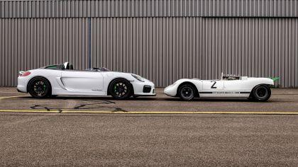 2014 Porsche Boxster Bergspyder 18