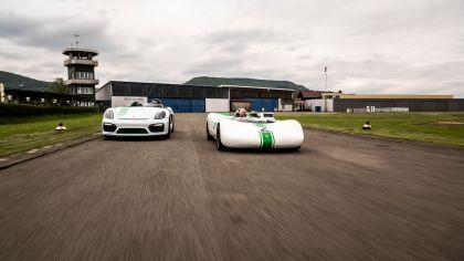 2014 Porsche Boxster Bergspyder 19