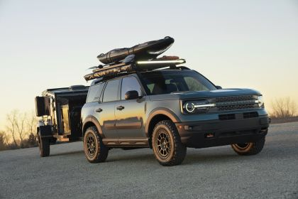 2020 Ford Bronco Sport by Mad Industries 1