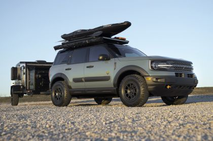 2020 Ford Bronco Sport by Mad Industries 2
