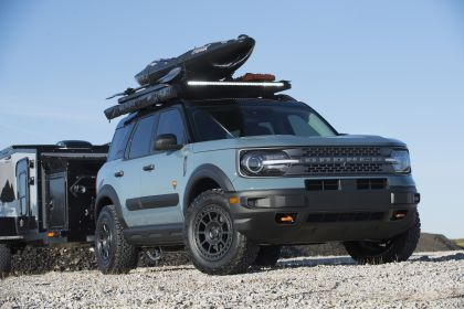 2020 Ford Bronco Sport by Mad Industries 3