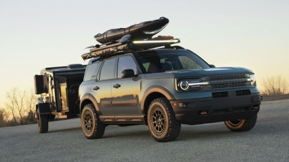 2020 Ford Bronco Sport by Mad Industries 8