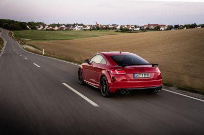 2021 Audi TTS coupé competition plus 8