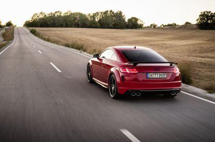 2021 Audi TTS coupé competition plus 9