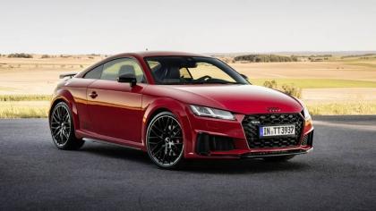 2021 Audi TTS coupé competition plus 3