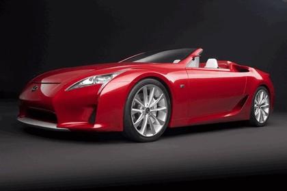 2008 Lexus LF-A Roadster concept 4