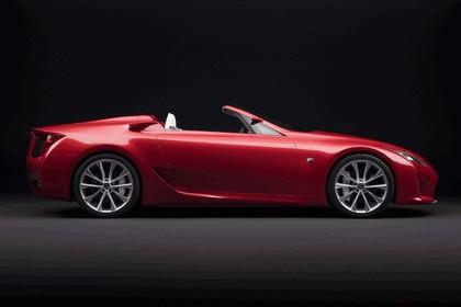 2008 Lexus LF-A Roadster concept 6