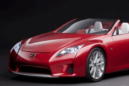 2008 Lexus LF-A Roadster concept 8