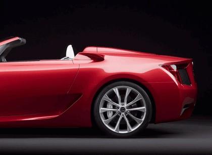 2008 Lexus LF-A Roadster concept 10