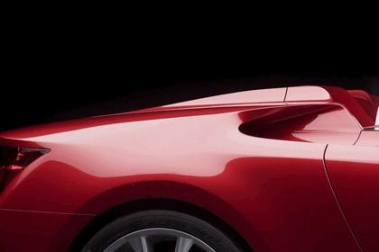 2008 Lexus LF-A Roadster concept 11