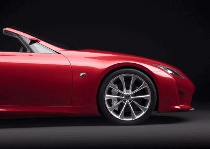 2008 Lexus LF-A Roadster concept 12