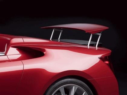 2008 Lexus LF-A Roadster concept 18