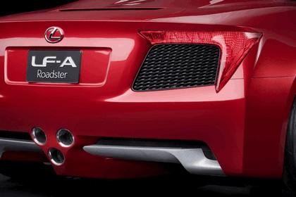2008 Lexus LF-A Roadster concept 21