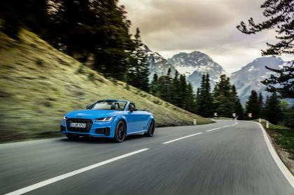2021 Audi TTS roadster competition plus 3