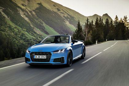 2021 Audi TTS roadster competition plus 4