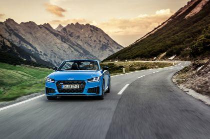 2021 Audi TTS roadster competition plus 5