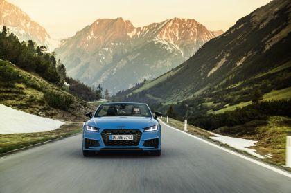2021 Audi TTS roadster competition plus 6