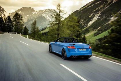 2021 Audi TTS roadster competition plus 7