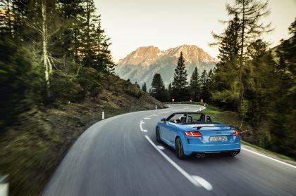 2021 Audi TTS roadster competition plus 8