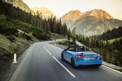 2021 Audi TTS roadster competition plus 9
