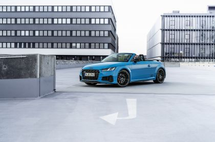 2021 Audi TTS roadster competition plus 10