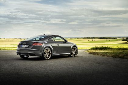 2021 Audi TTS coupé bronze selection 3