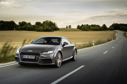 2021 Audi TTS coupé bronze selection 4