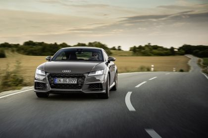 2021 Audi TTS coupé bronze selection 5