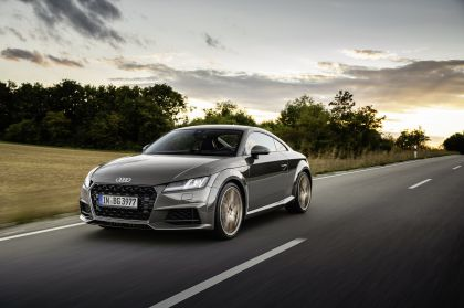 2021 Audi TTS coupé bronze selection 6