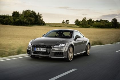 2021 Audi TTS coupé bronze selection 7