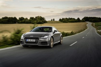 2021 Audi TTS coupé bronze selection 8