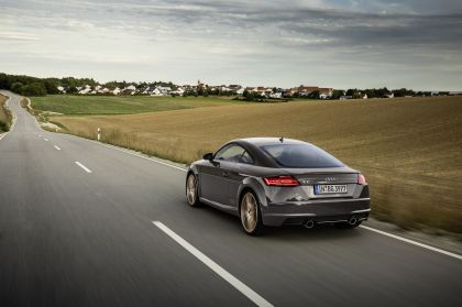 2021 Audi TTS coupé bronze selection 10