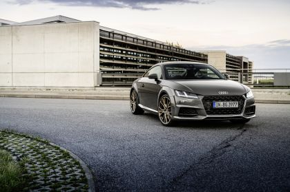 2021 Audi TTS coupé bronze selection 12