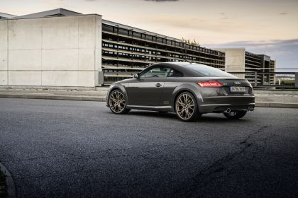 2021 Audi TTS coupé bronze selection 13
