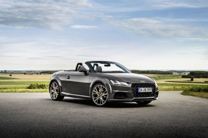 2021 Audi TTS roadster bronze selection 1