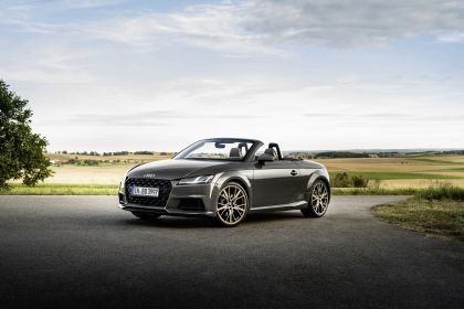 2021 Audi TTS roadster bronze selection 2