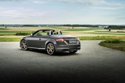2021 Audi TTS roadster bronze selection 3