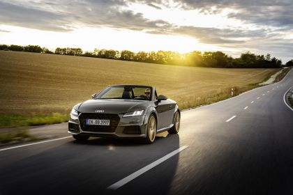 2021 Audi TTS roadster bronze selection 6