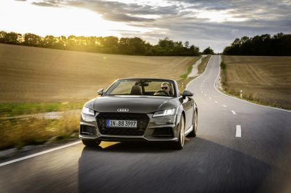 2021 Audi TTS roadster bronze selection 7