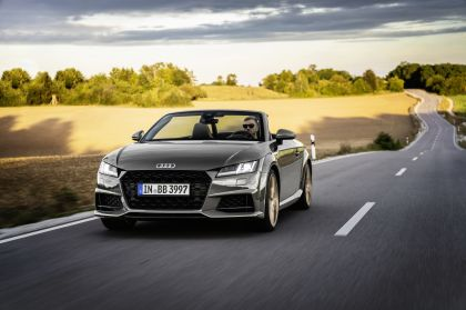 2021 Audi TTS roadster bronze selection 8