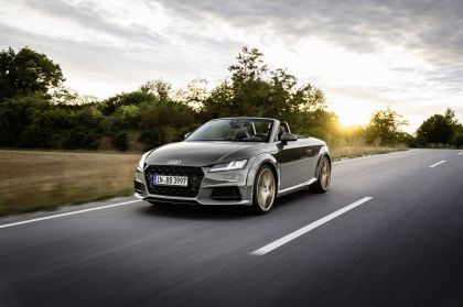 2021 Audi TTS roadster bronze selection 9