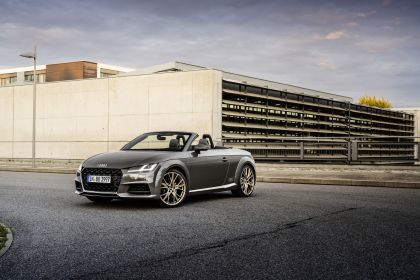 2021 Audi TTS roadster bronze selection 10