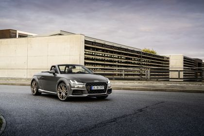 2021 Audi TTS roadster bronze selection 11
