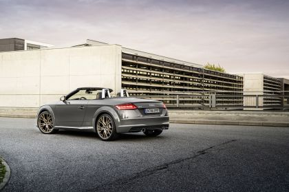 2021 Audi TTS roadster bronze selection 12